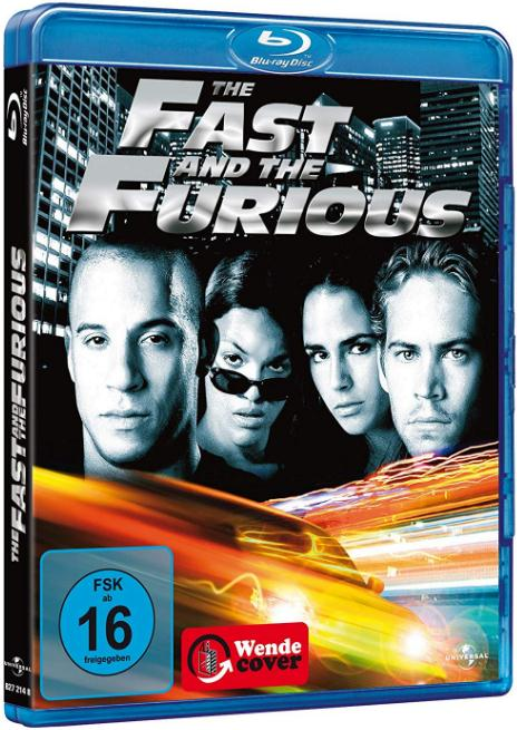 The Fast and the Furious (2001) 1080p BrRip x264-YIFY