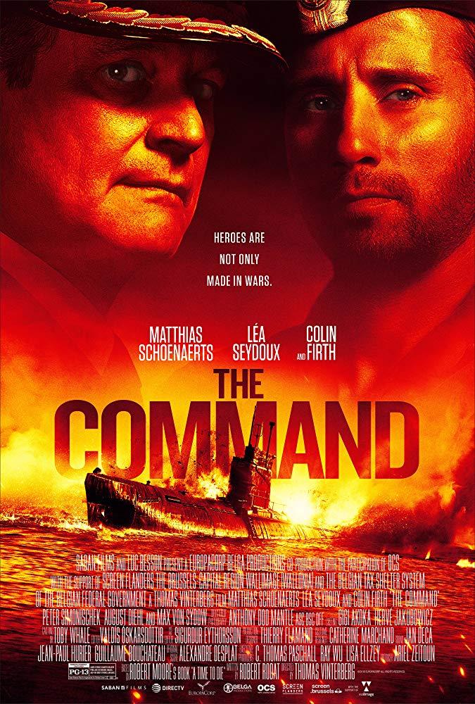 The Command (2018) [720p] [BluRay] [YTS MX]