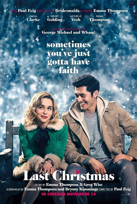 Last Christmas 2019 720p BluRay x264-NeZu