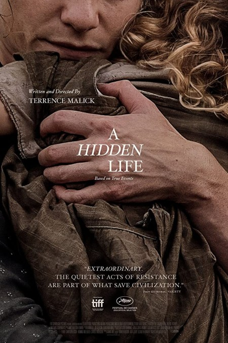 A Hidden Life 2019 BRRip XviD AC3-EVO