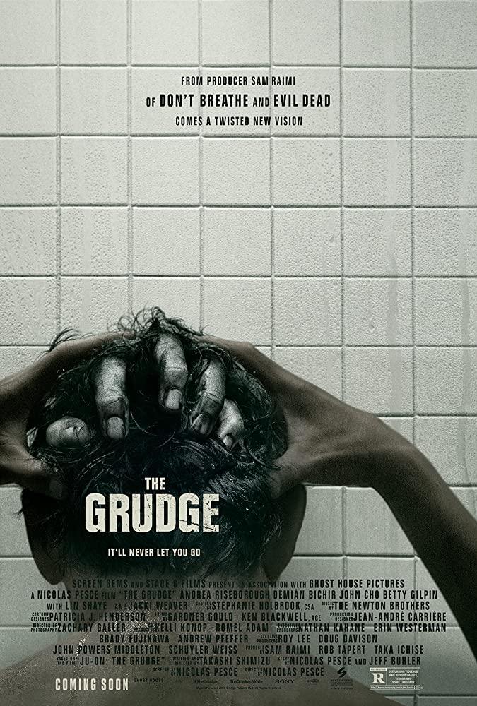 The Grudge 2020 DVDR-JFKDVD
