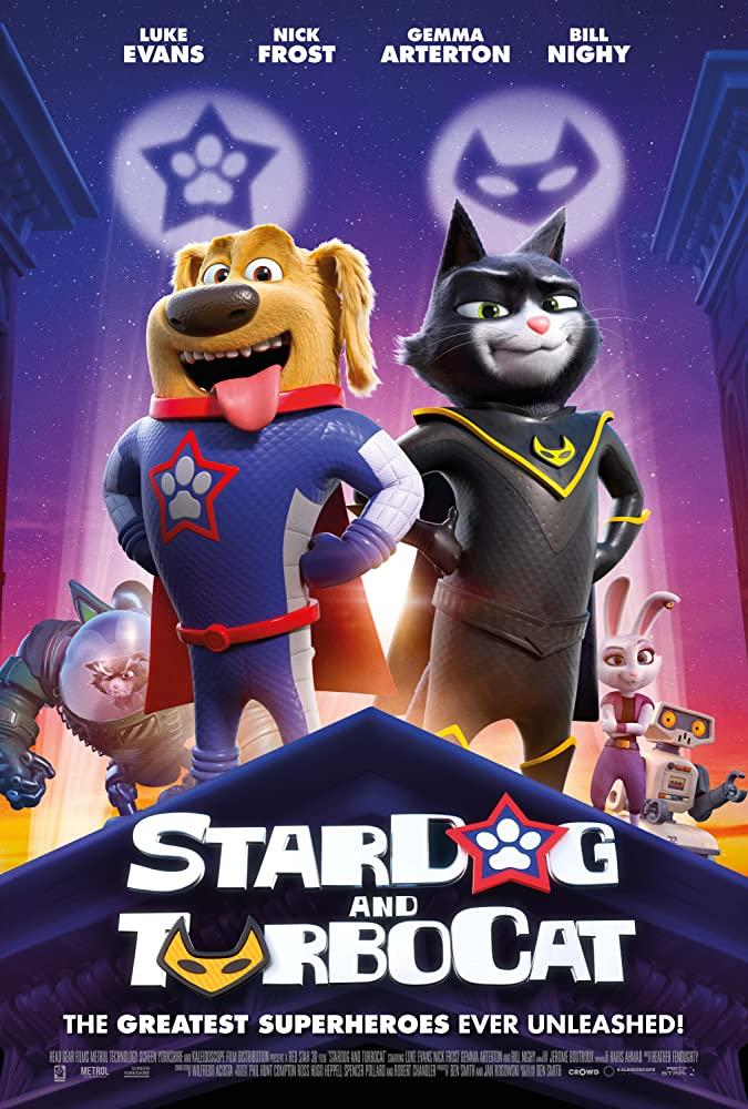 StarDog and TurboCat 2019 1080p BluRay H264 AAC-RARBG