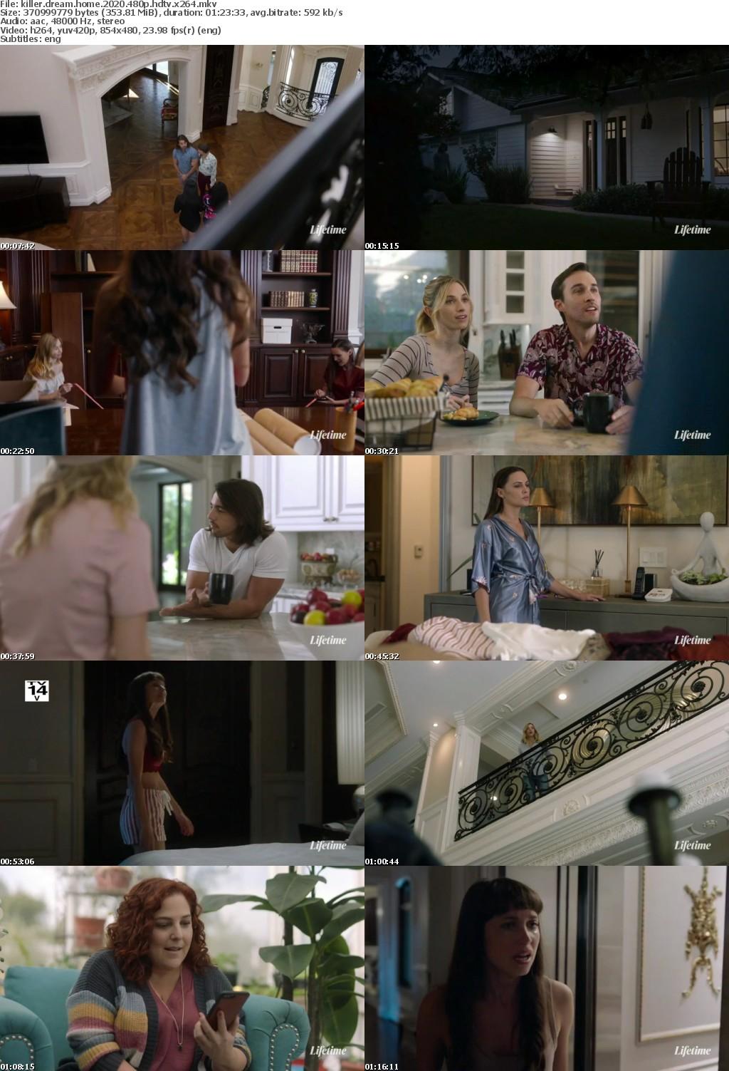 Killer Dream Home (2020) 480p HDTV X264-RMTeam (REPACK)