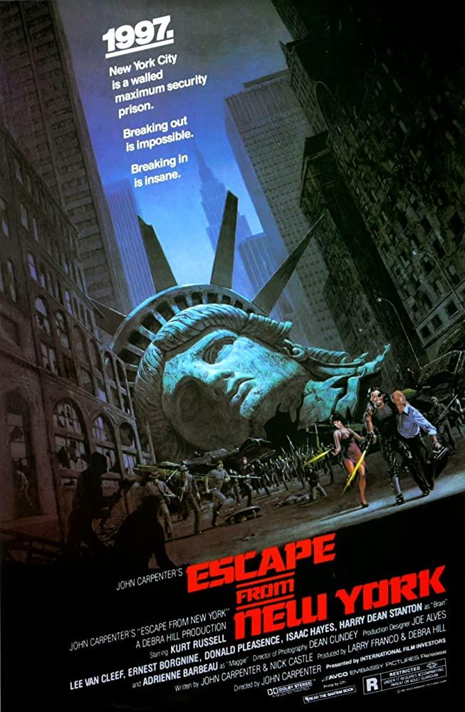 Escape from New York 1981 NEW REMASTERED 1080p BluRay x265-RARBG