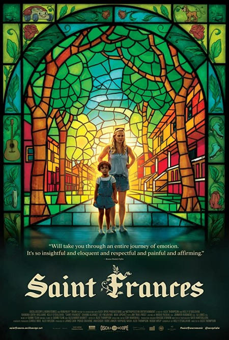 Saint Frances 2019 HDRip XviD AC3-EVO ANT