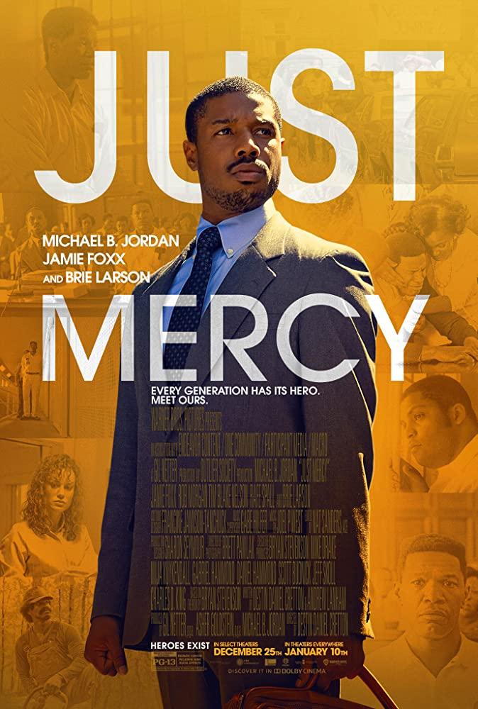 Just Mercy 2019 BRRip XviD AC3-XVID
