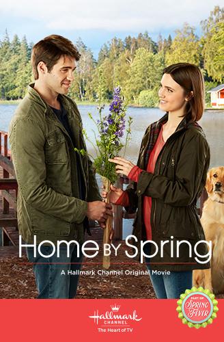 Home By Spring (2018) 720p AMZN WEBRip 800MB x264-GalaxyRG