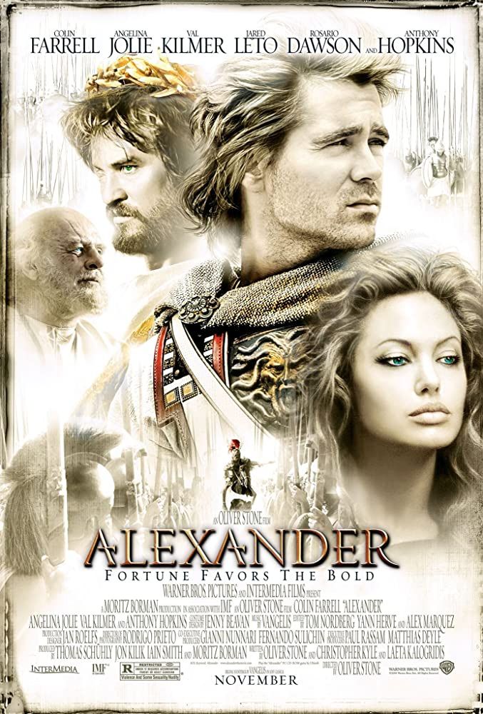 Alexander 2004 The Final Cut BRRip XviD MP3-XVID