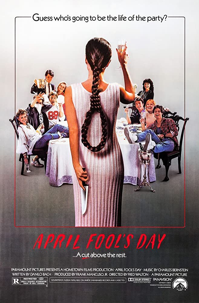 April Fool's Day 1986 [720p] [BluRay] YIFY