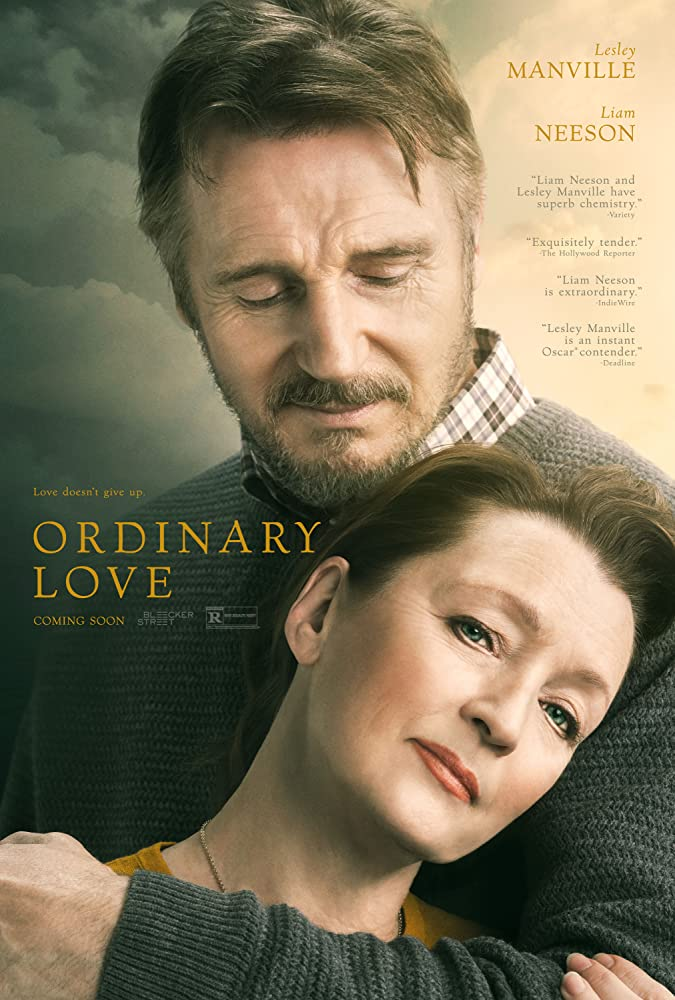 Ordinary Love 2020 HDRip XviD AC3-EVO