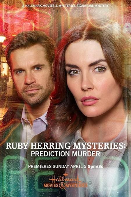 Ruby Herring Mysteries Prediction Murder (2020) 720p HDTV X264 Solar