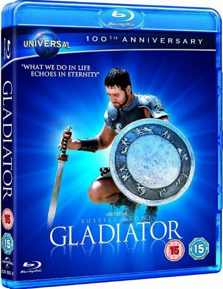 Gladiator (2000) 720p BluRay x264 Dual Audio English Hindi-DLW