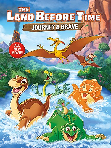The Land Before Time XIV Journey of the Brave (2016) [1080p] [WEBRip] [YTS MX]