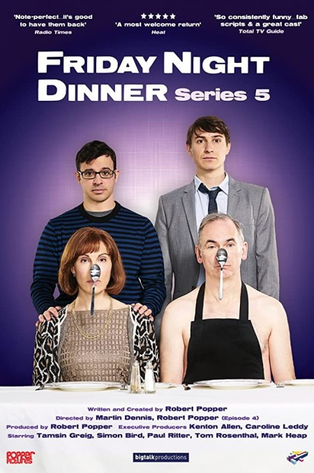 Friday Night Dinner S06E03 The Au Pair 720p HDTV x264-KETTLE