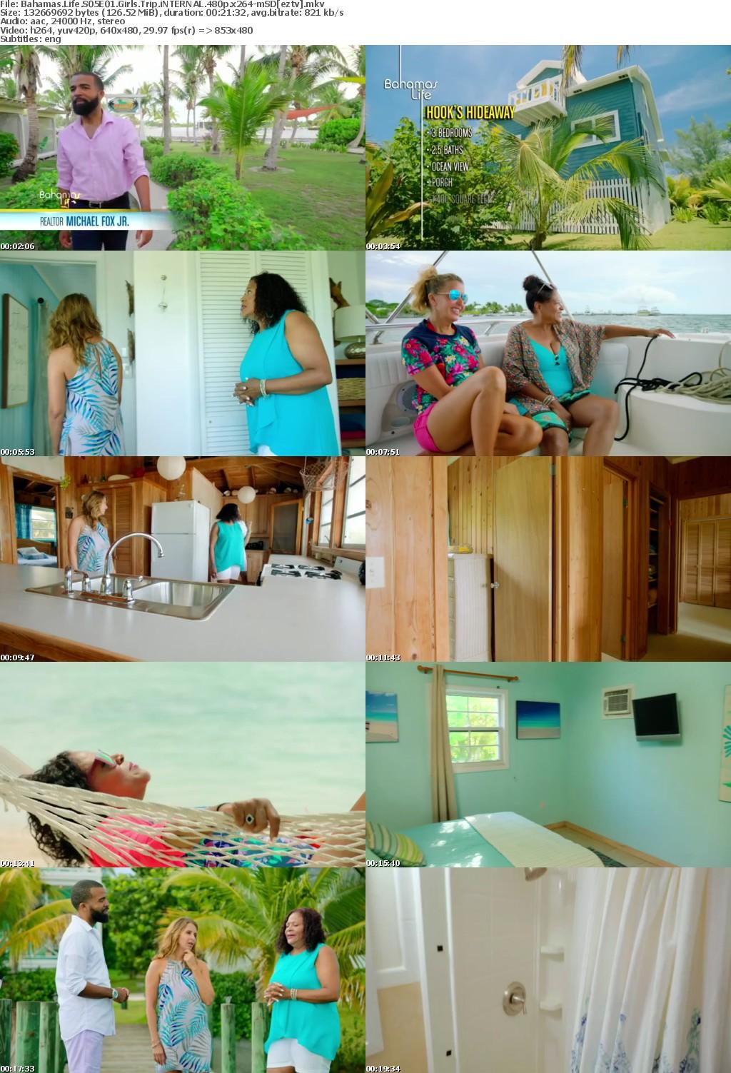 Bahamas Life S05E01 Girls Trip iNTERNAL 480p x264-mSD