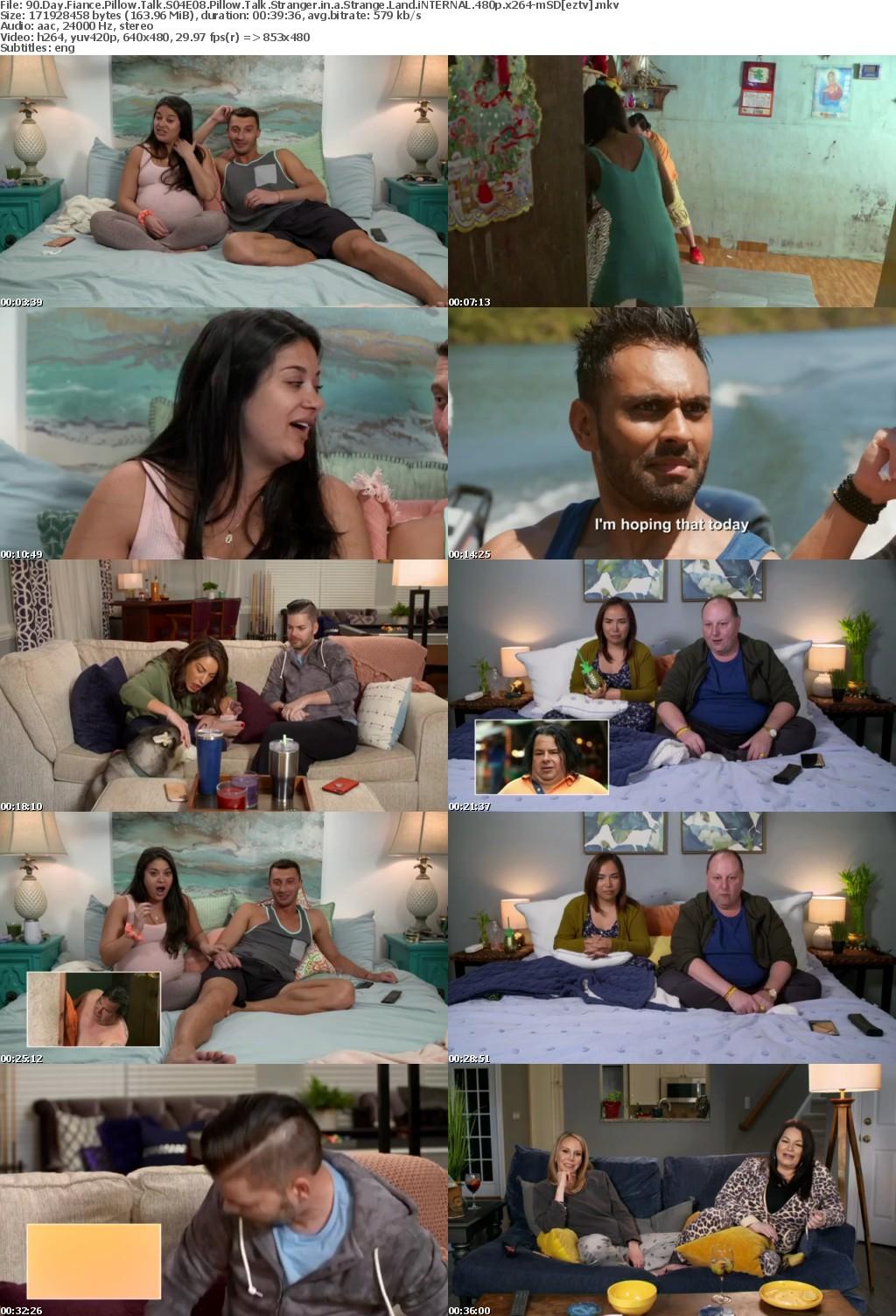 90 Day Fiance Pillow Talk S04E08 Pillow Talk Stranger in a Strange Land iNTERNAL 480p x264-mSD