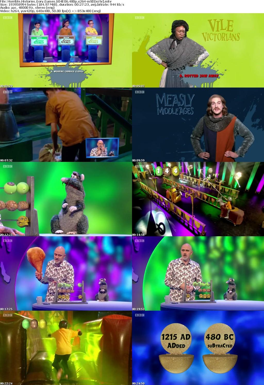 Horrible Histories Gory Games S04E06 480p x264-mSD