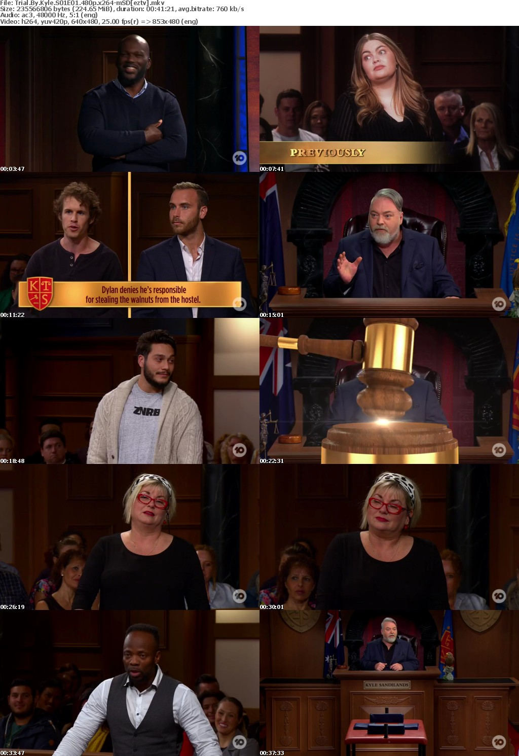 Trial By Kyle S01E01 480p x264-mSD