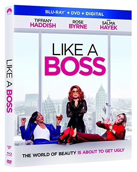 Like a Boss (2020) 720p BluRay x264-NeZu