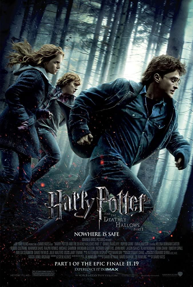 Harry Potter And The Deathly Hallows Part 1 2010 1080p BluRay x265-RARBG