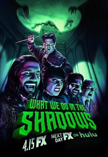 What We Do in the Shadows S02E01 720p WEBRip x264-XLF