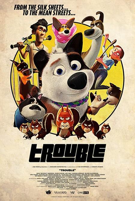 Trouble 2019 BDRip XviD AC3-EVO ANT