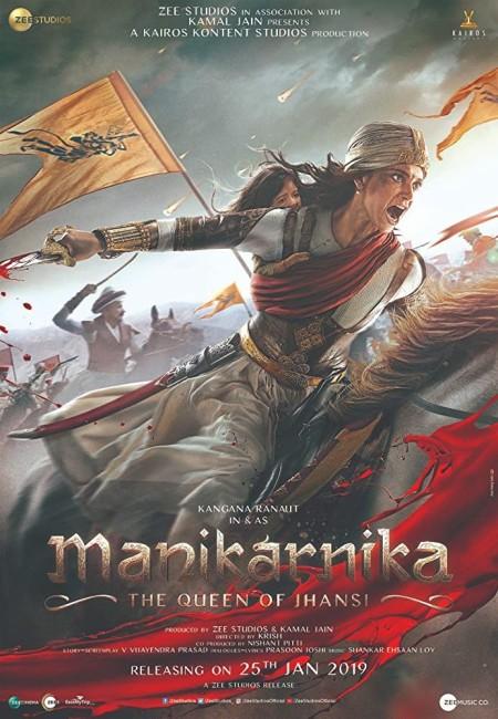 Manikarnika The Queen of Jhansi 2019 Hindi 720p BluRay x264 DD 5 1 ESubs -  ...