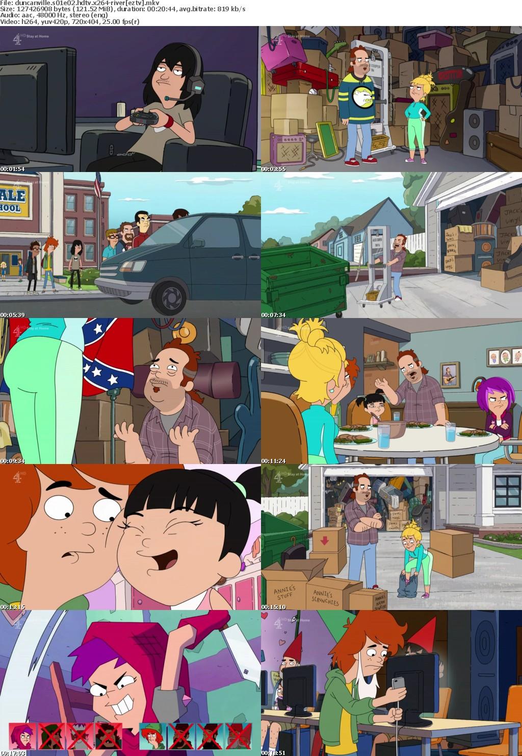 Duncanville S01E02 HDTV x264-RiVER