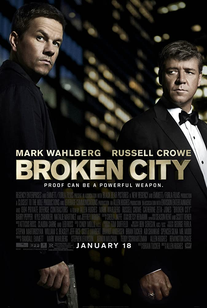 Broken City (2013) [1080p] [BluRay] [YTS MX]