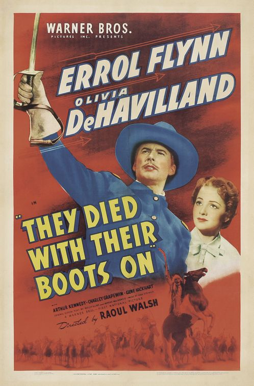 They Died With Their Boots On 1978 DUBBED BRRip XviD MP3-XVID