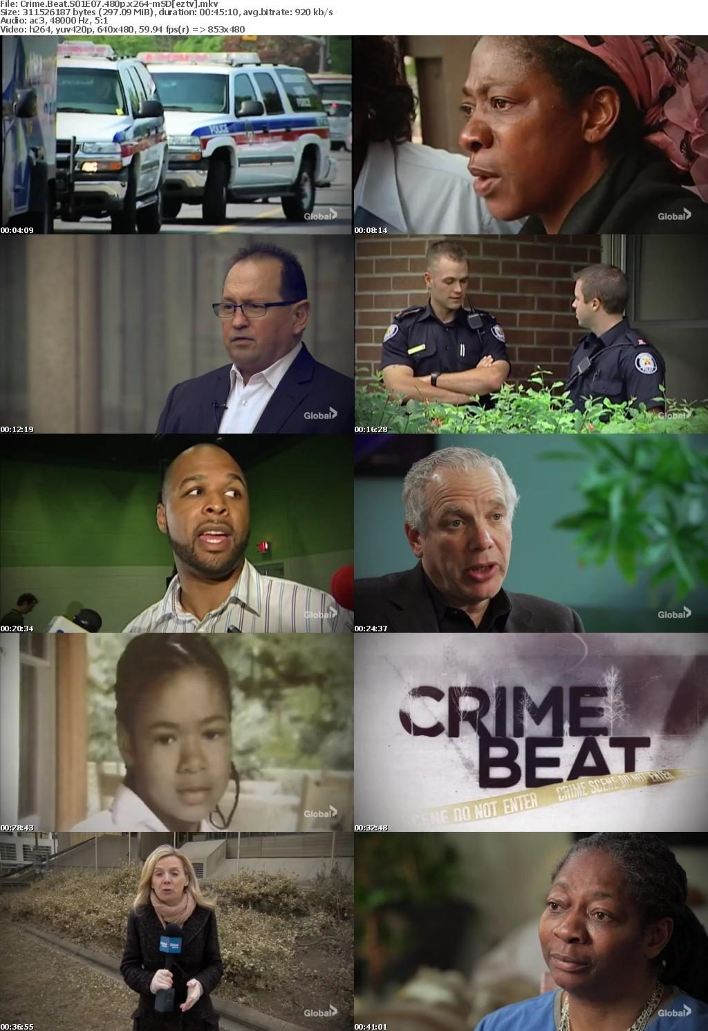 Crime Beat S01E07 480p x264-mSD