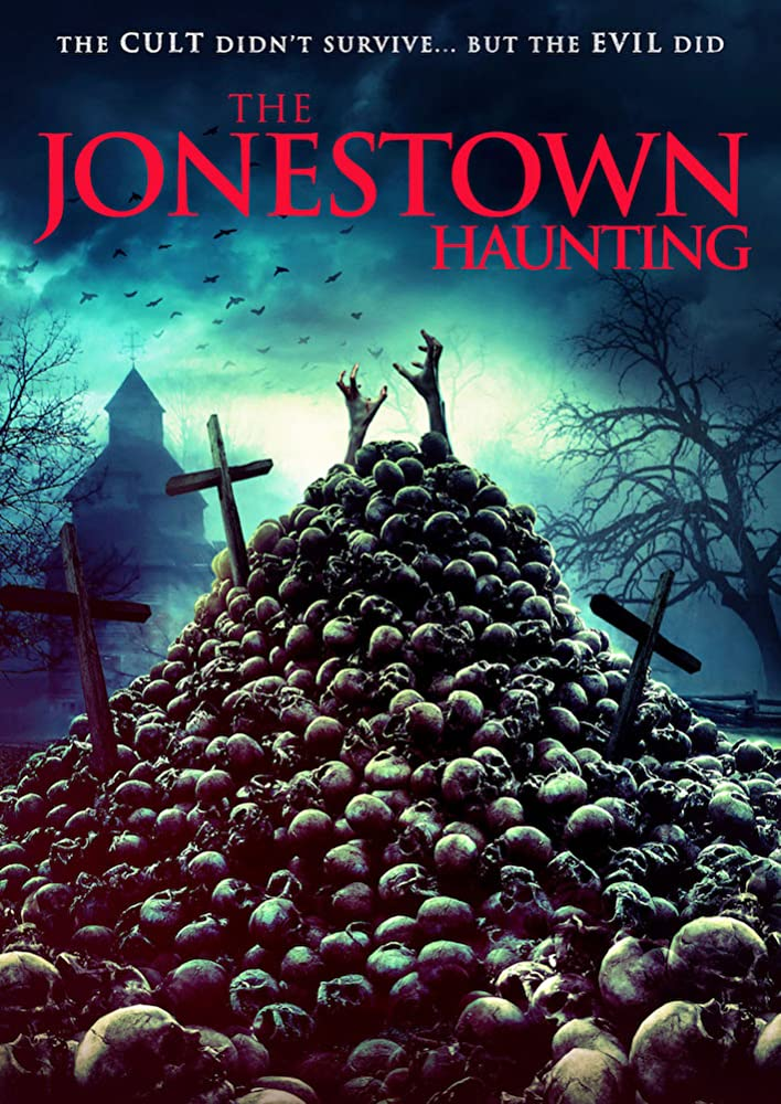 The Jonestown Haunting 2020 WEB-DL XviD AC3-FGT