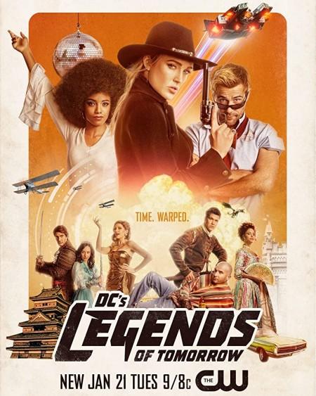 DCs Legends of Tomorrow S05E09 720p HDTV x264-CRAVERS