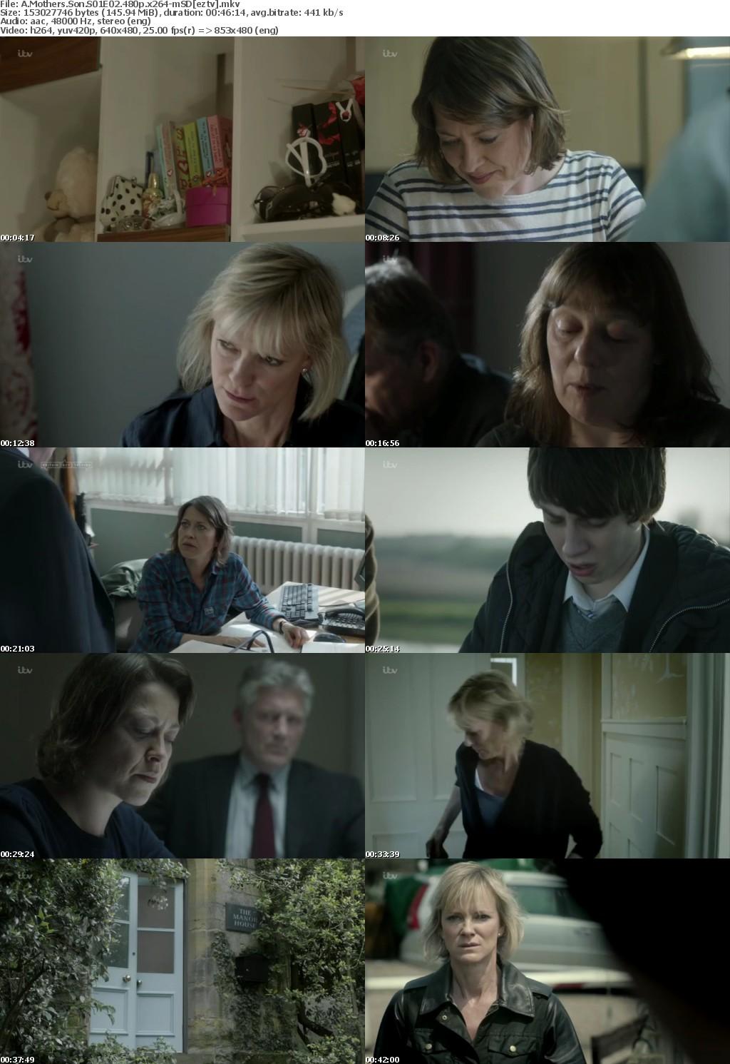 A Mothers Son S01E02 480p x264-mSD