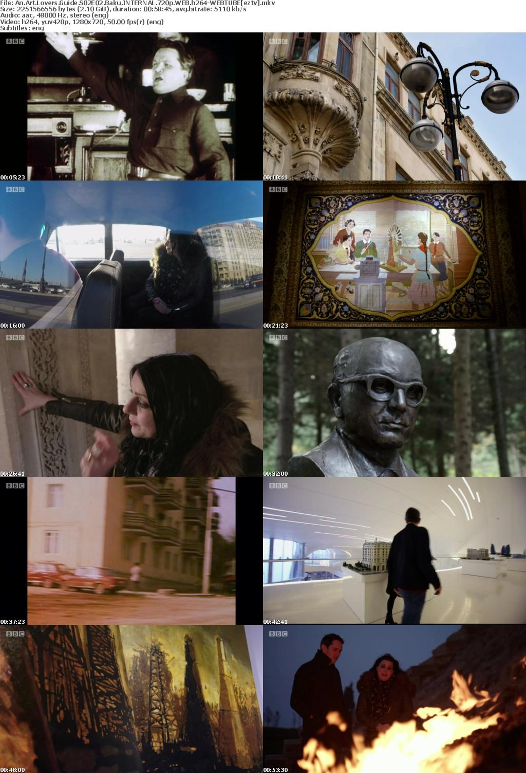 An Art Lovers Guide S02E02 Baku INTERNAL 720p WEB h264-WEBTUBE