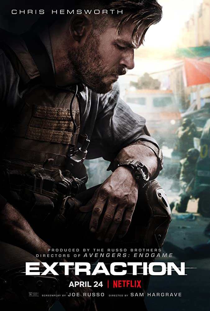 Extraction 2020 720p NF WEBRip X264 AAC 2 0-EVO