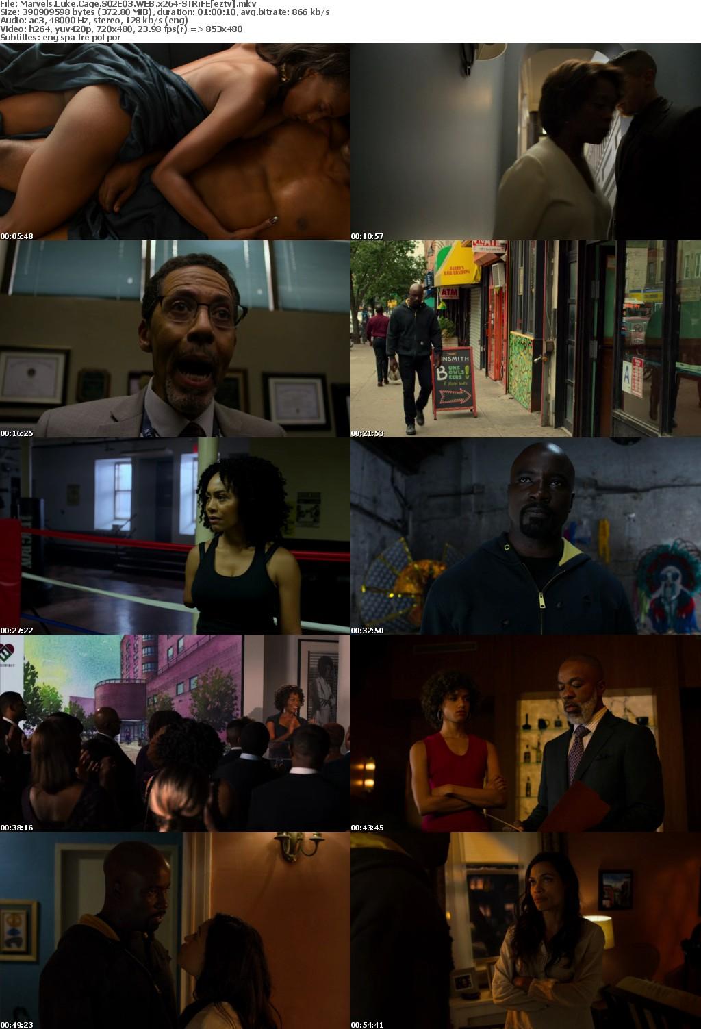 Marvels Luke Cage S02E03 WEB x264-STRiFE