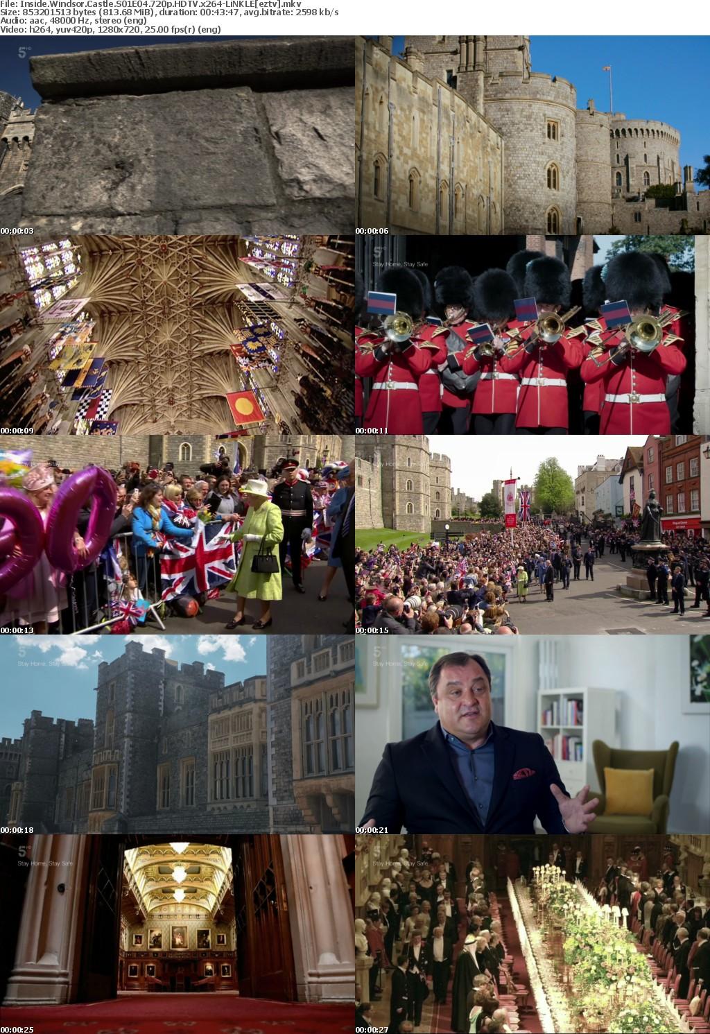 Inside Windsor Castle S01E04 720p HDTV x264-LE