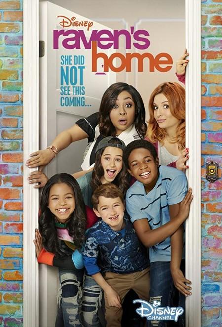 Ravens Home S03E24 720p HDTV x264-W4F