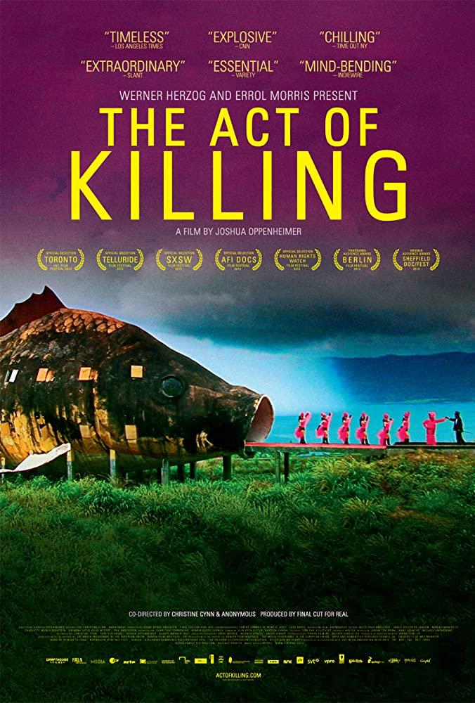 The Act of Killing (2012) [1080p] [BluRay] [5 1] [YTS MX]