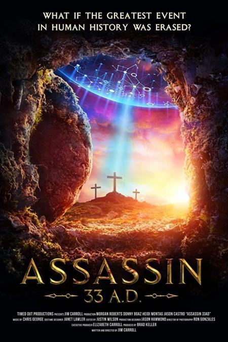 Assassin 33 A D 2020 HDRip XviD AC3-EVO