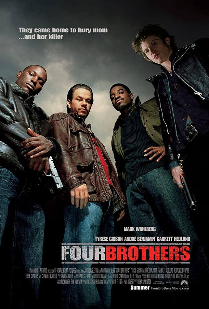 Four Brothers 2005 1080p BluRay x265-RARBG