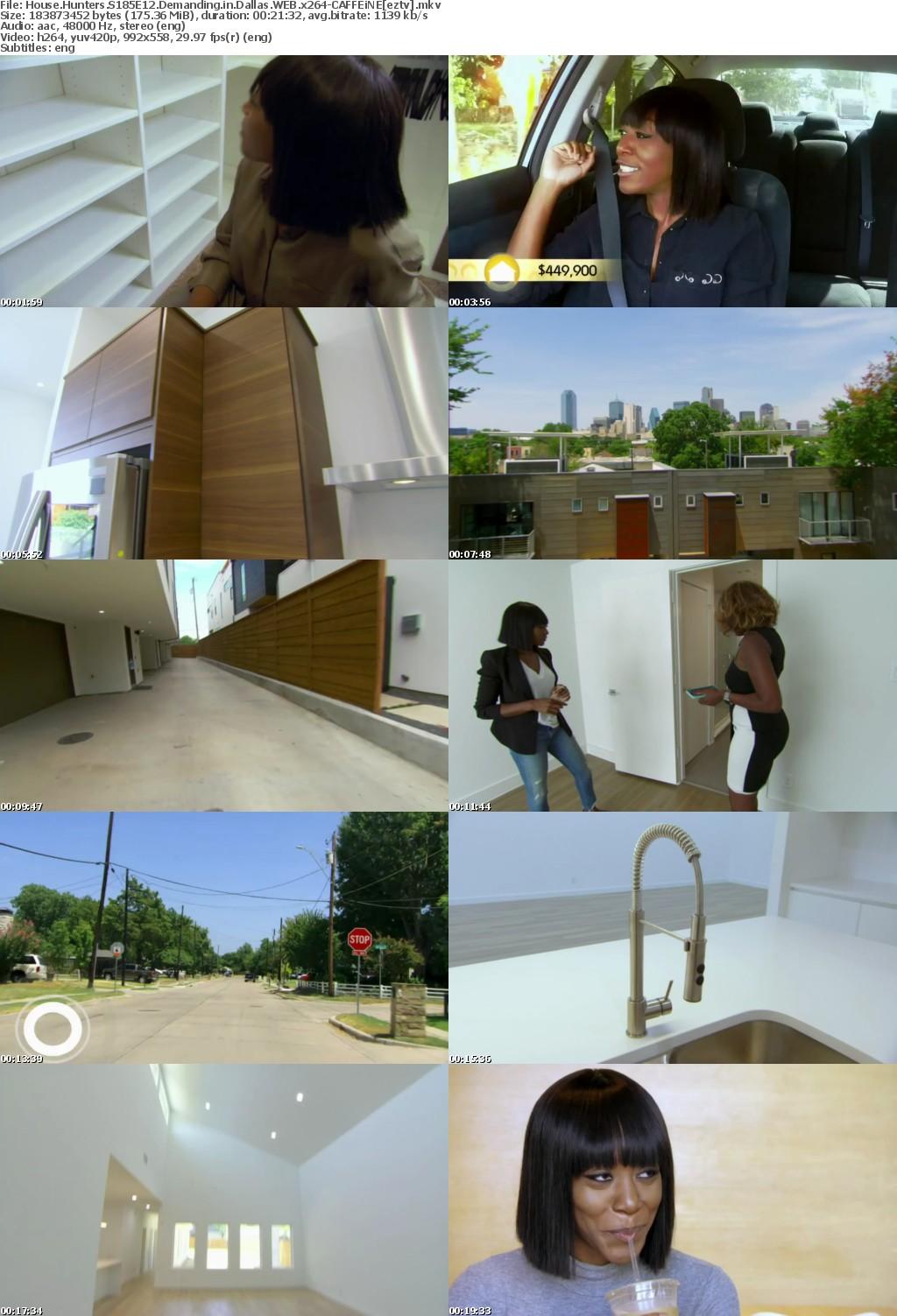 House Hunters S185E12 Demanding in Dallas WEB x264-CAFFEiNE