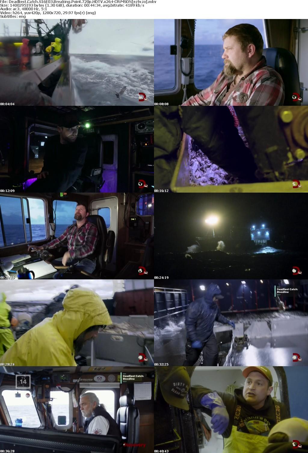 Deadliest Catch S16E03 Breaking Point 720p HDTV x264-CRiMSON