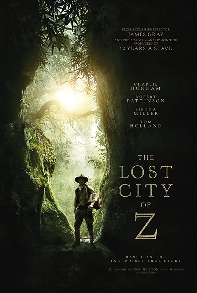 The Lost City of Z 2016 1080p BluRay x265-RARBG