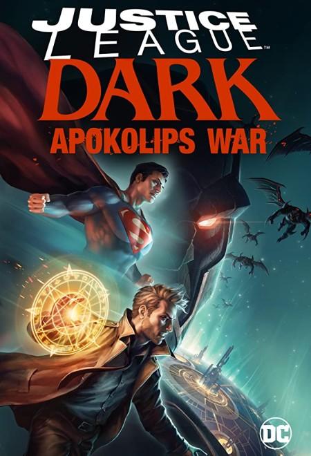 Justice League Dark Apokolips War (2020) HDRip XviD AC3-EVO