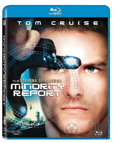 Minority Report (2002) 1080p 10bit Bluray x265 HEVC Dual Audio Hindi DD2.0 English DD5.1 ESubs-MA