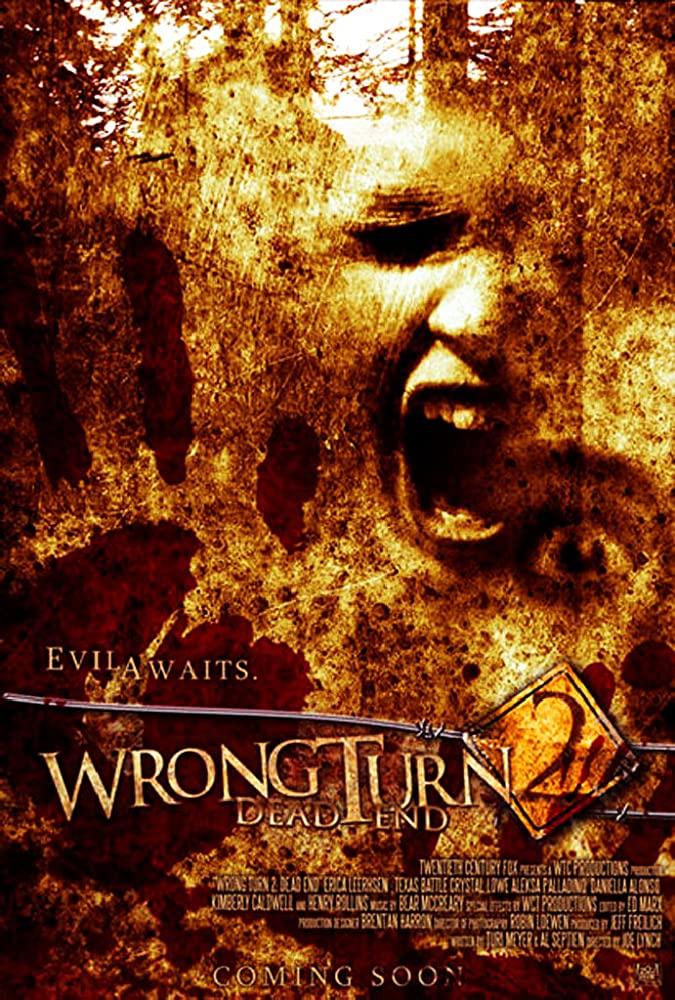 Wrong Turn (2003) [720p] [BluRay] [YTS MX]