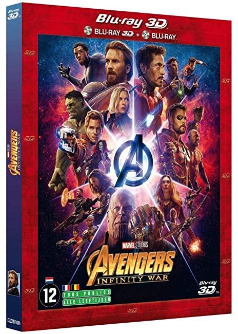 Avengers Infinity War (2018) 3D HSBS 1080p BluRay x264-YTS