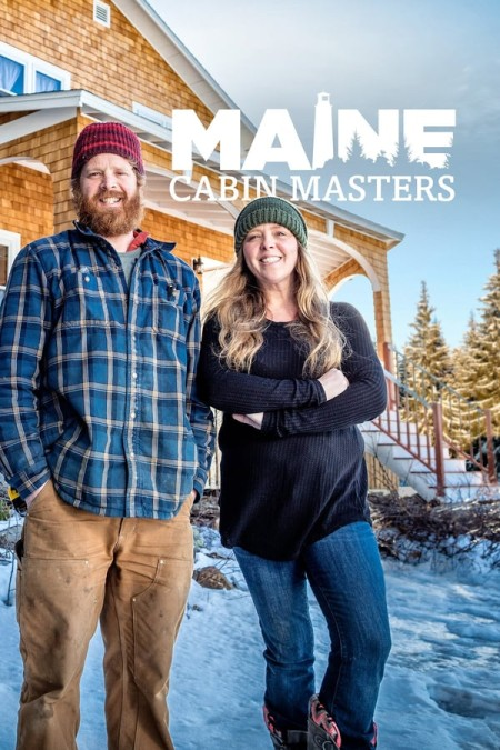 Maine Cabin Masters S01E04 Dated Cabin Turned Retreat 480p x264-mSD